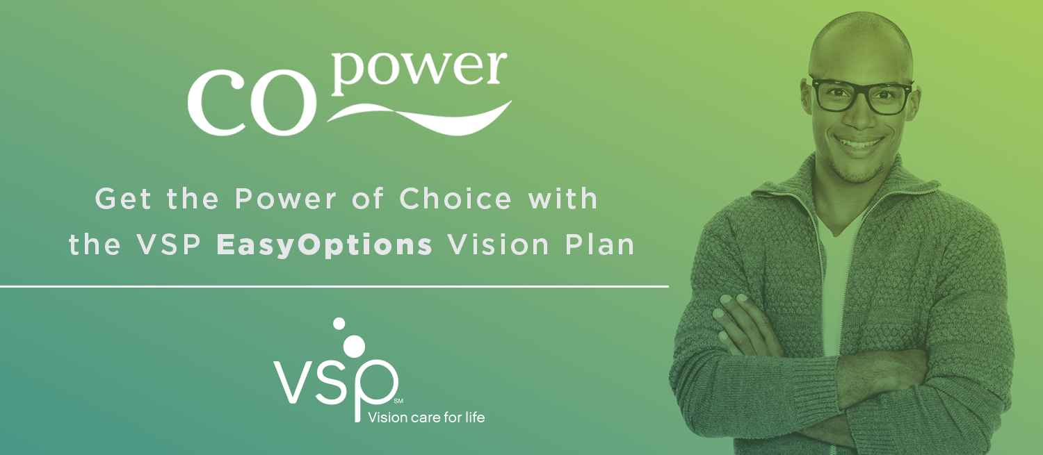 Get the Power of Choice with the VSP EasyOptions Vision ...